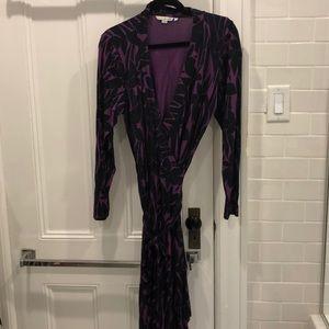 Boden classic wrap dress